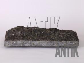 Плита скала Осныковское Лабрадорит 400x200x60 (горизонтально)