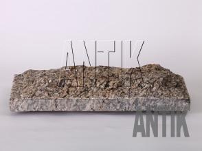 Плита скала Софиевское Гранит 400x200x60 (горизонтально)