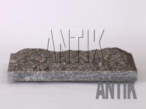 Плита скала Танское Гранит 400x200x60 (горизонтально)