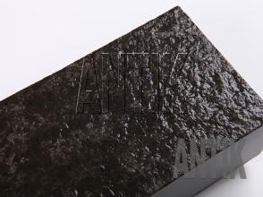 Брусчатка Базальт пиленая (Berestovetske) 200x100x50 (мокрая)
