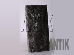 Плита скала Осныковское Лабрадорит 400x200x60 (вертикально)