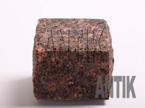 Брусчатка гранит пилено-колотая Дидковичское (Star of Ukraine) 100x100x100 (мокрая)