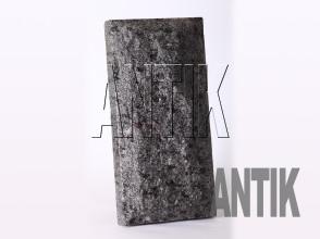 Плита скала Константиновское Гранит 400x200x60 (вертикально мокрая)
