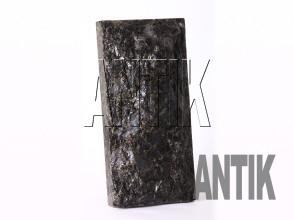 Плита скала Осныковское Лабрадорит 400x200x60 (вертикально мокрая)