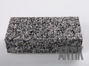Брусчатка гранит пиленая Покостовское (Grey Ukraine) 200x100x50 (мокрая)