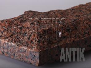 Плита скала Емельяновское Гранит 400x200x60 (фактура)