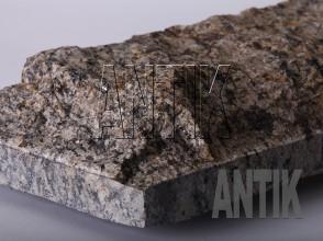 Плита скала Софиевское Гранит 400x200x60 (фактура)