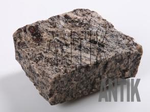 Брусчатка гранит колотая Софиевское (Sophiyvsky) 100x100x50 (мокрая)
