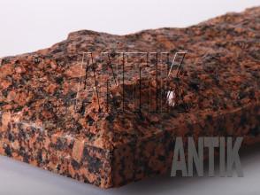 Плита скала Емельяновское Гранит 400x200x60 (фактура мокрая)