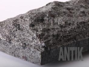 Плита скала Константиновское Гранит 400x200x60 (фактура мокрая)