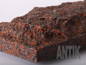 Плита скала Новоданиловское Гранит 400x200x60 (фактура мокрая)