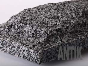 Плита скала Покостовское Гранит 400x200x60 (фактура мокрая)