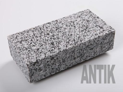 Брусчатка гранит пиленая Покостовское (Grey Ukraine) 200x100x30