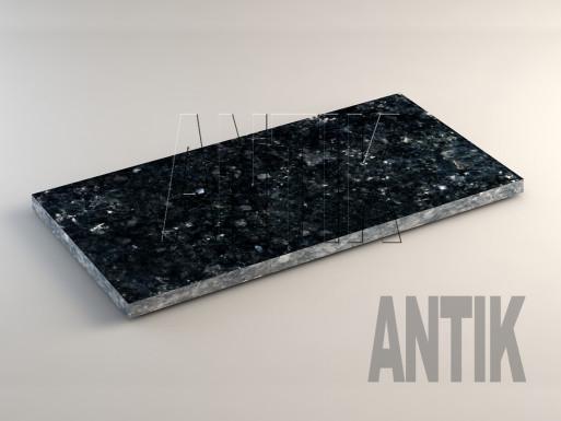 Ковалевское (Silver Grey) Лабрадорит плита облицовочная 600x300x20