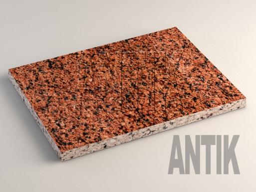 Лезниковское (Maple Red) Гранит плита облицовочная 400x300x20