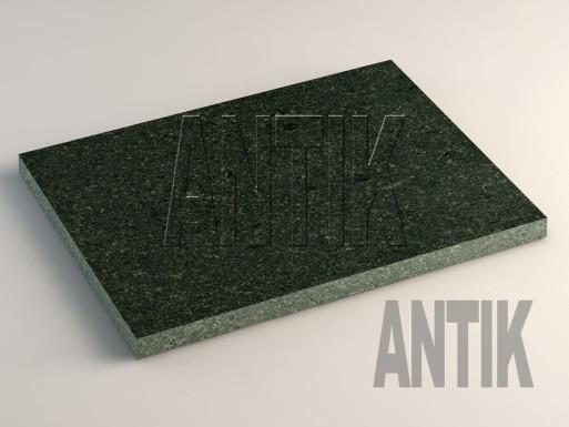 Луговое (Antik Nero) Габбро плита облицовочная 400x300x20