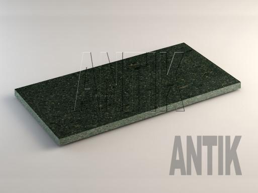 Луговое (Antik Nero) Габбро плита облицовочная 600x300x20