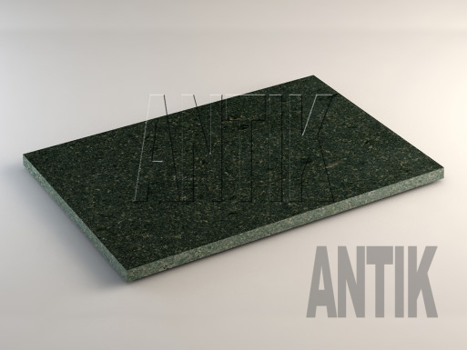 Луговое (Antik Nero) Габбро плита облицовочная 600x400x20