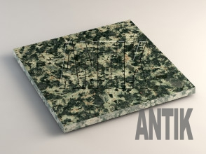 Луковецкое (Lukovetskiy) Анортозит плита облицовочная 400x400x20