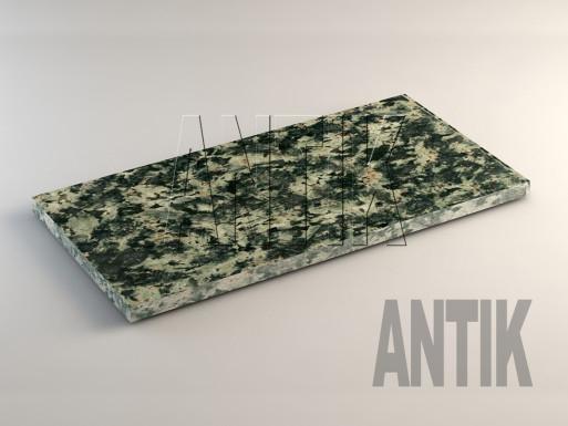 Луковецкое (Lukovetskiy) Анортозит плита облицовочная 600x300x20