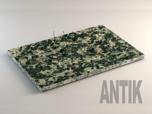 Луковецкое (Lukovetskiy) Анортозит плита облицовочная 600x400x20