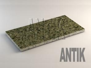 Маславское (Verde Oliva) Гранит плита облицовочная 600x300x20