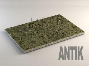 Маславское (Verde Oliva) Гранит плита облицовочная 600x400x20