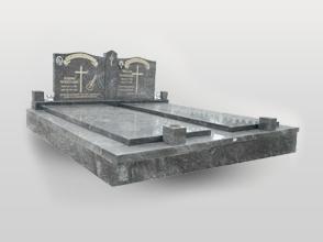 Мемориальные надгробия двойные