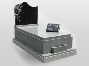 Мемориальные надгробия одинарные