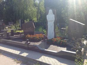 Надгробие №109