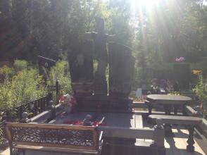 Надгробие №113