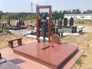 Надгробие №115