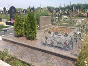 Надгробие №121