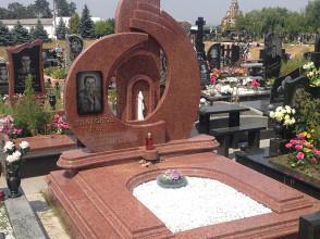 Надгробие №124