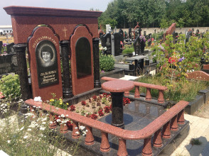 Надгробие №125