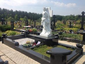 Надгробие №127