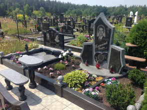 Надгробие №128