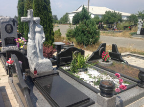 Надгробие №129