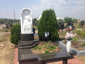 Надгробие №131