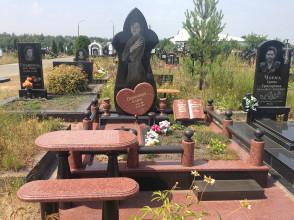 Надгробие №138
