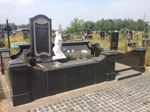 Надгробие №140