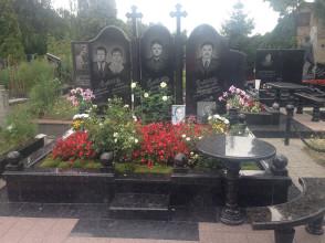 Надгробие №151