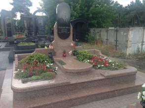 Надгробие №153