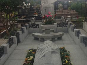 Надгробие №155