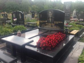Надгробие №158