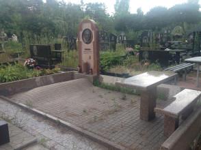 Надгробие №161