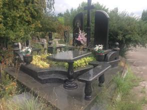 Надгробие №173