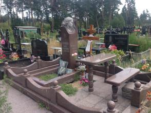 Надгробие №178