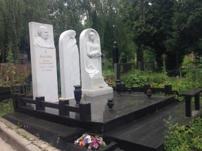 Надгробие №21