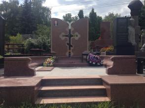 Надгробие №26
